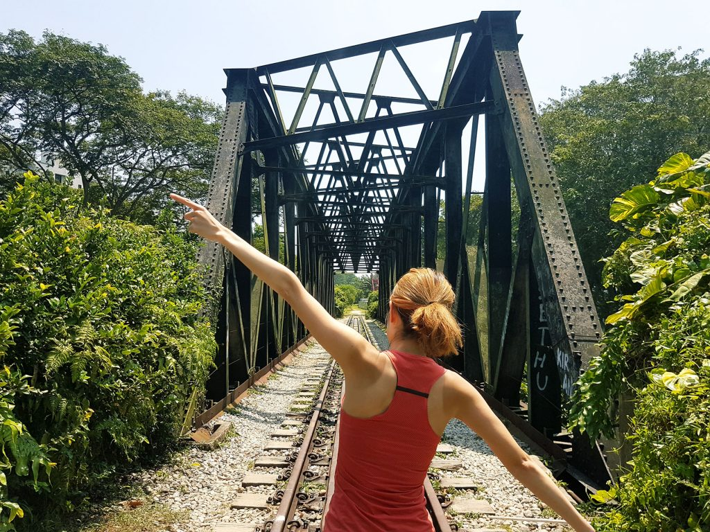 Rail Corridor Challenge