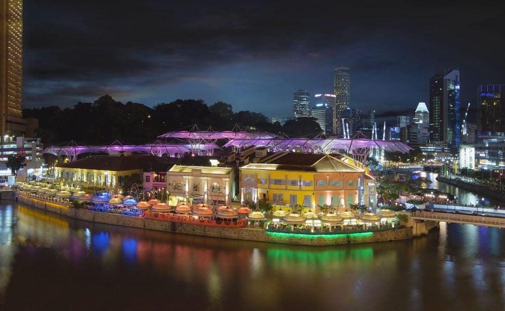 Singapore River Challenge